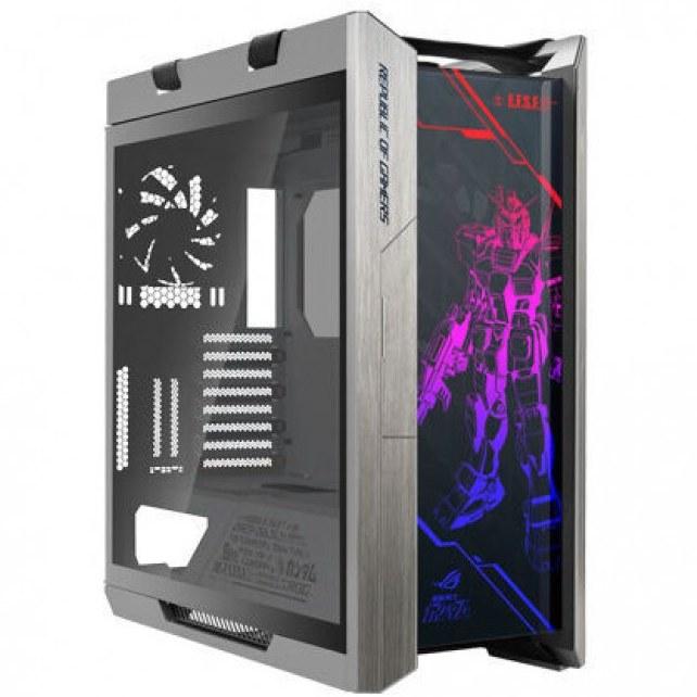 تصویر ASUS GUNDAM Intel Gaming PC Core i9-11900K, 32 GB RAM, RTX 3090 24 GB ASUS GUNDAM Intel Gaming PC (Core I9-11900K, 32 GB RAM, RTX 3090 24 GB)