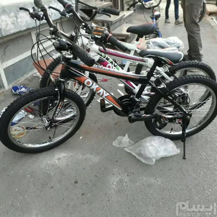 دوچرخه 20 دنده ای حرفه ای اکبند