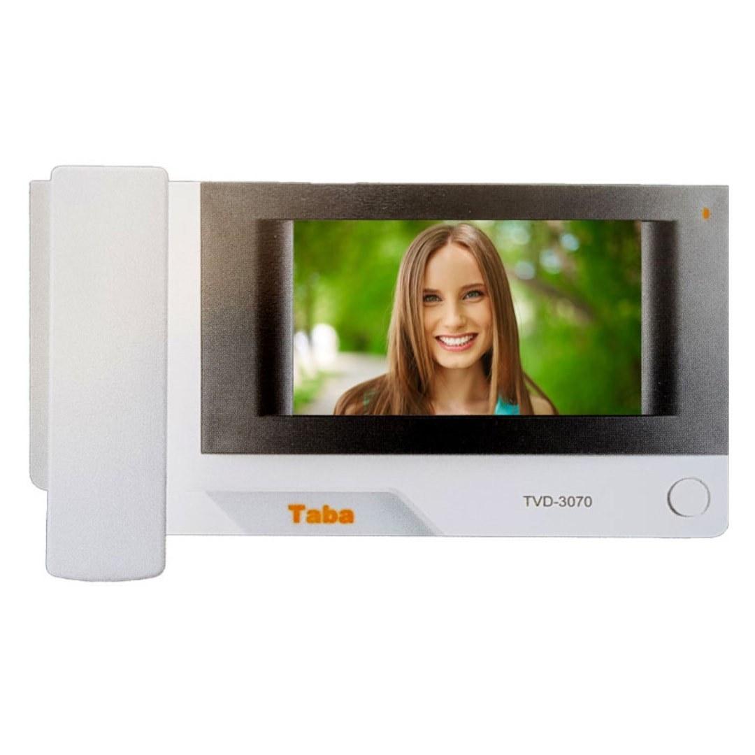تصویر TVD-3070 دربازکن تصویری تابا الکترونیک مدل