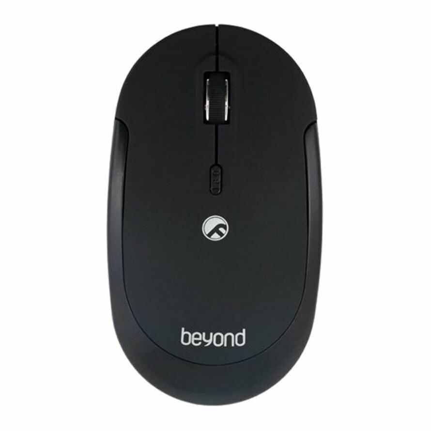 تصویر ماوس بی سیم بیاند مدل BM-1242 RF BEYOND BM-1242 RF Wireless Mouse