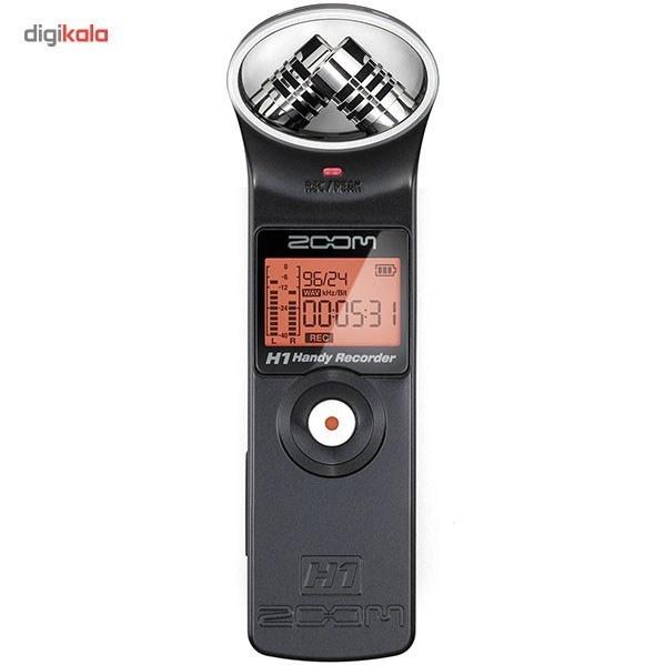 img ضبط کننده حرفه ای صدا زوم مدل H1N Zoom H1 Professional Voice Recorder