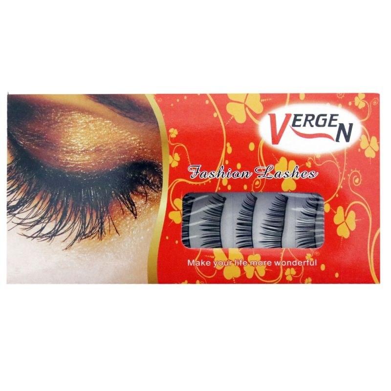Vergen Eyelashes E107-09