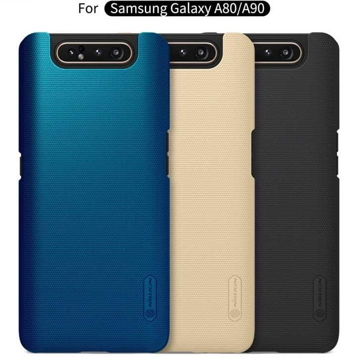 قاب نیلکین سامسونگ Frosted Shield Nillkin Cover Galaxy A80 | Galaxy A90 |