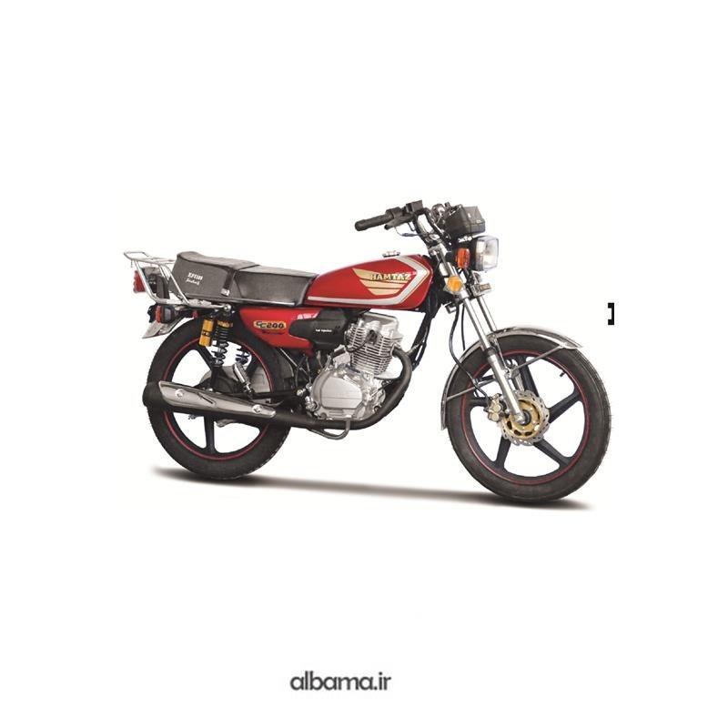 موتور سیکلت 200 همتاز |
