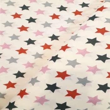 پارچه ملحفه طرح ستاره کد 2 |
