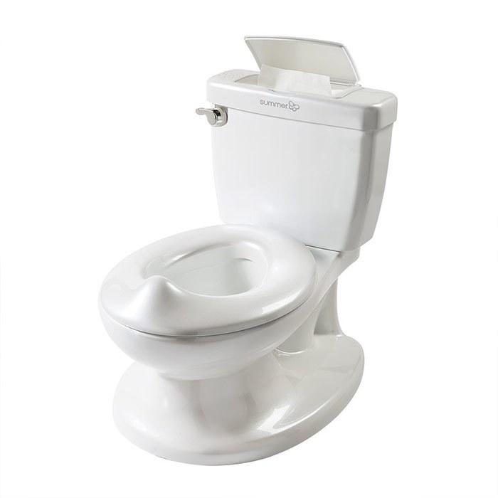 تصویر لگن آموزشی طرح توالت فرنگی سامر