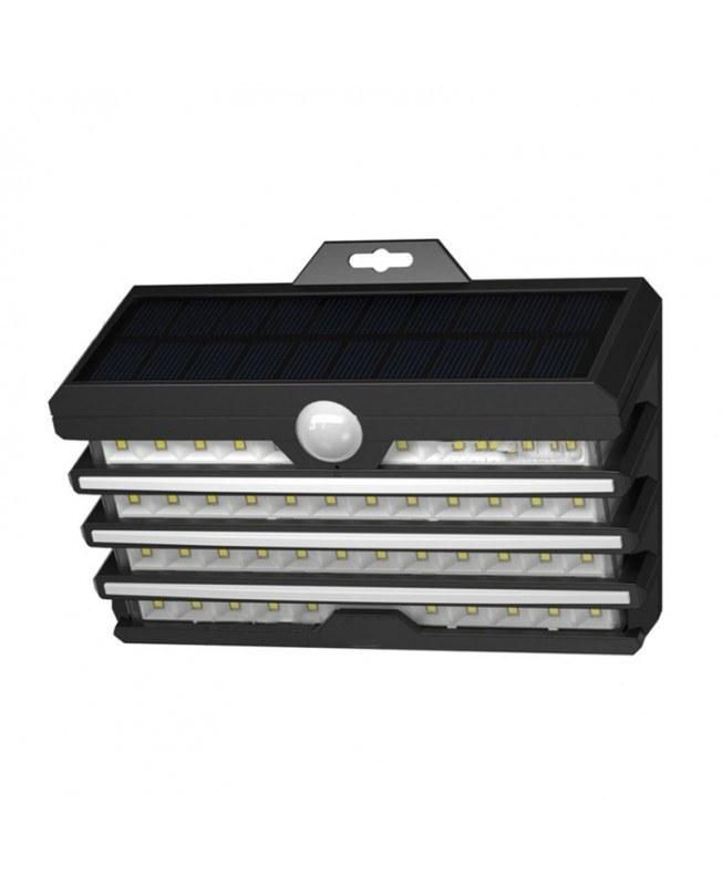 تصویر چراغ خورشیدی دیواری بیسوس |Baseus Energy Collection Series Solar Body Sensor Wall Lamp DGNEN-C01
