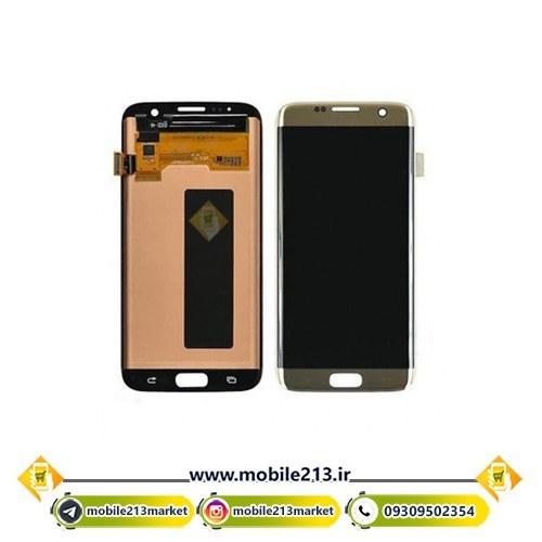 main images ال سی دی اصلی سامسونگ Galaxy S7 Edge با اموزش تعویض Samsung Galaxy S7 Edge Original Display