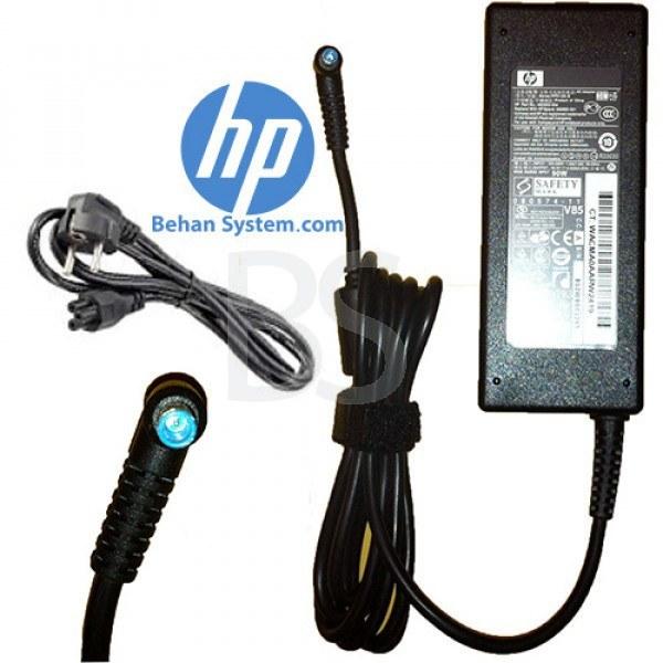 main images شارژر لپ تاپ HP Pavilion 15-G نمونه اصلی دارای شش ماه گارانتی تعویض
