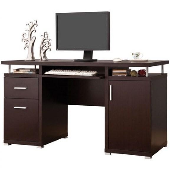 میز کامپیوتر، کارمندی مدرن مدل وایت |