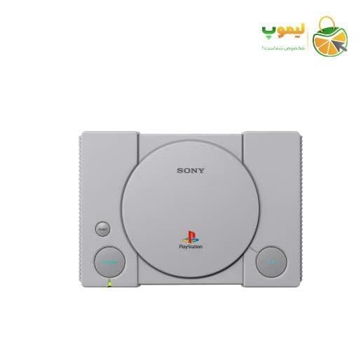 تصویر کنسول بازی پلی استیشن1 _ PS1) _ PlayStation1) Sony Playstation 1 COMPLETE System Console PS1 PSX