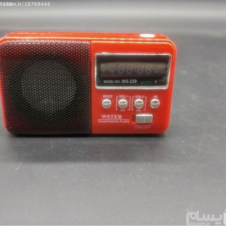رادیو اسپیکر وستر