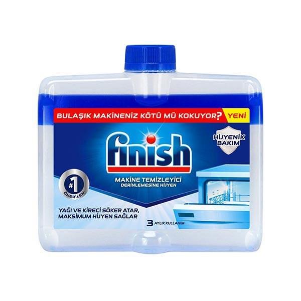 تصویر مایع جرم گیر ماشین ظرفشویی فینیش مدل کلاسیک حجم 250 میلی لیتر Finish Dishwasher detergent 250 ml