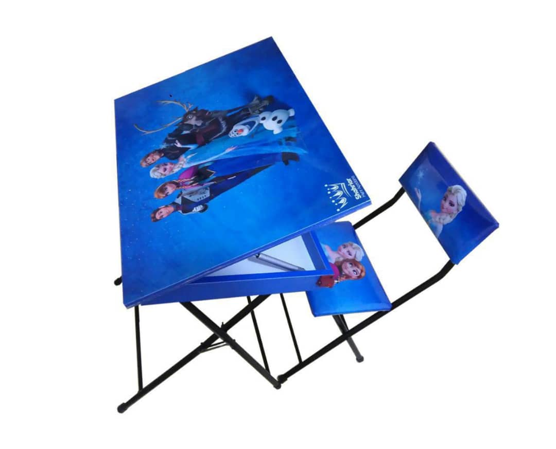 صندلی و میز تحریر باکسدار کودک + ارسال رایگان