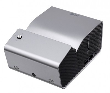 تصویر ویدئو پروژکتور ال جی LG PH450UG : قابل حمل، خانگی، 3D، بی سیم، بلوتوث، short throw، باطری دار، روشنایی 450 لومنز، رزولوشن 1280x720 HD
