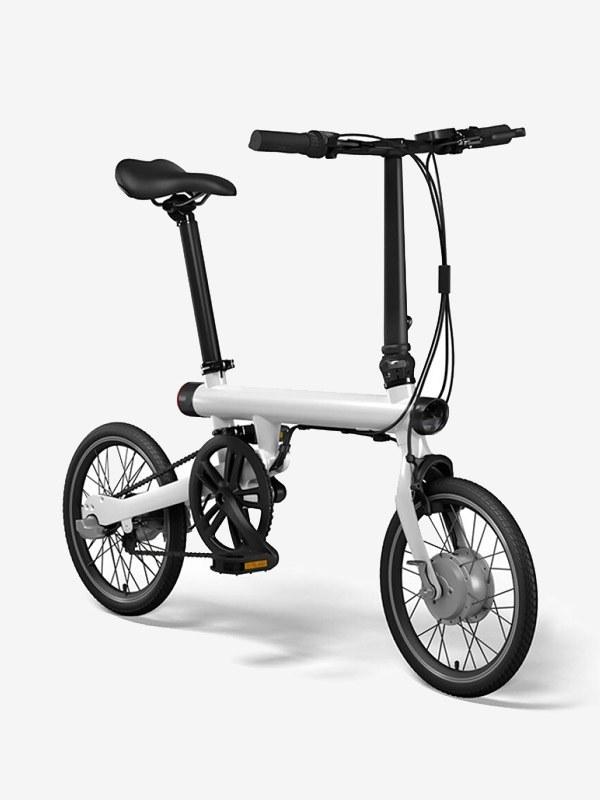 دوچرخه برقی تاشو QiCYCLE شیائومی | Xiaomi MiJia QiCycle Folding Electric Bike
