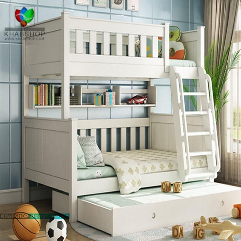 تخت خواب دوطبقه مدل JBK10 |