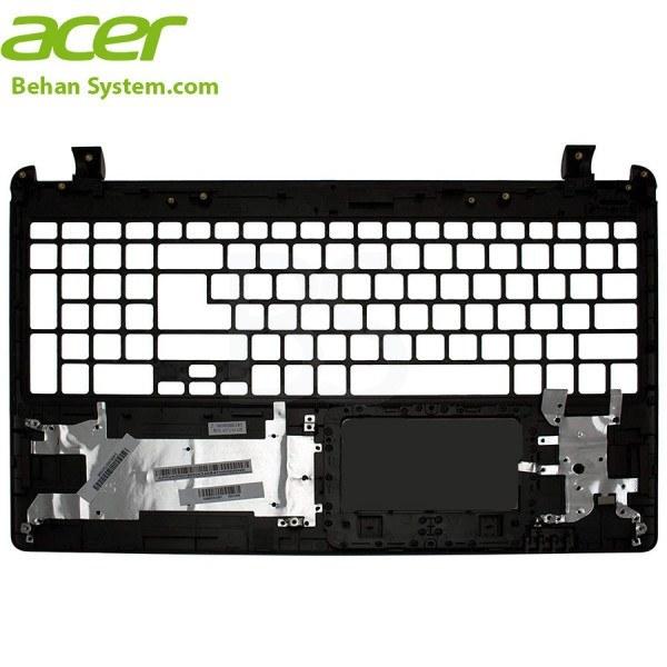 تصویر قاب دور کیبورد لپ تاپ Acer مدل Aspire E1-572