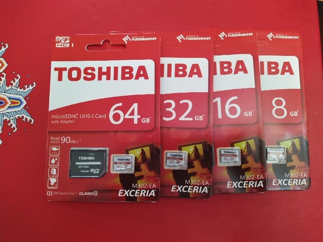 کارت حافظه Toshiba 64GB