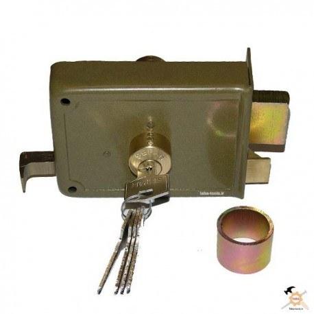 قفل حیاطی کلید کامپیوتری سپه