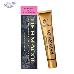 تصویر کرم پودر درماکول شماره 209 ا Dermacol Makeup Cover Dermacol Makeup Cover