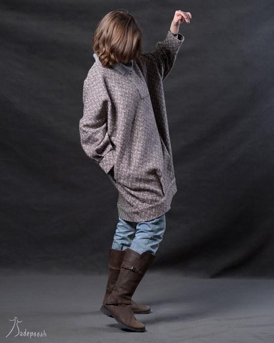 سویی شرت و هودی زنانه ساده پوش