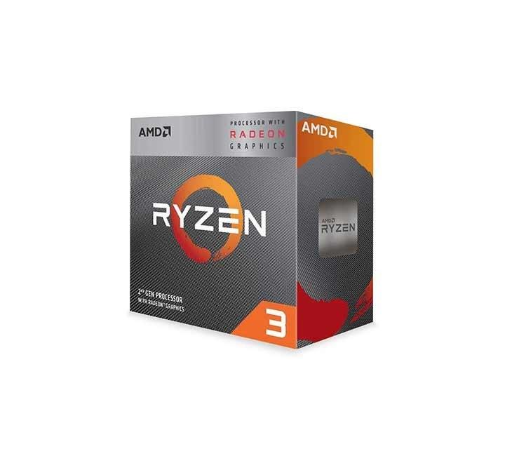 image پردازنده ای ام دی Ryzen 3 PRO 4350G باندل با مادربردهای ایسوس AMD Ryzen 3 PRO 4350G AM4 Processor