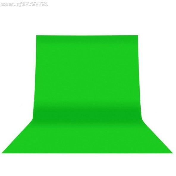 پرده سبز کروماکی 1.5 در 2.5 ضخیم