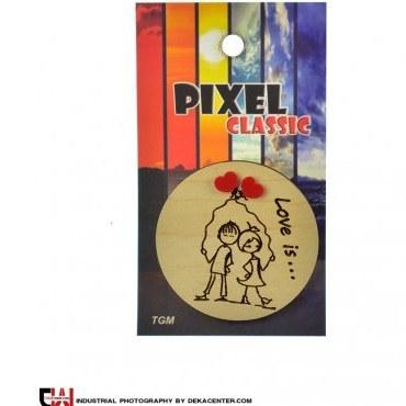 پیکسل طرح عشق کد 8024  