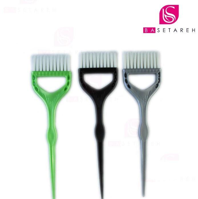 تصویر برس حرفه ای رنگ مو Hair Color Brush