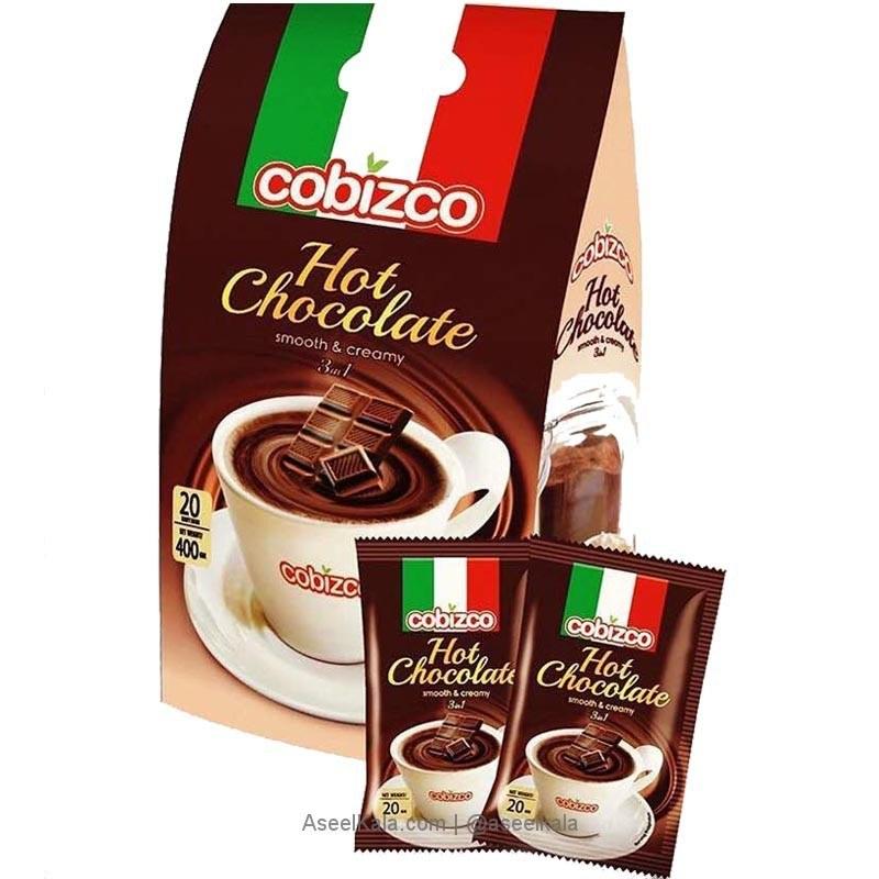 تصویر هات چاکلت (شکلات داغ) کوبیزکو COBIZCO