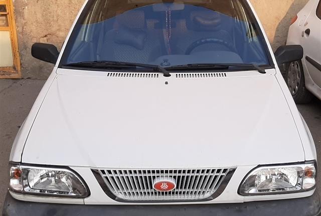 تصویر خودرو سایپا، پراید 141، 1390