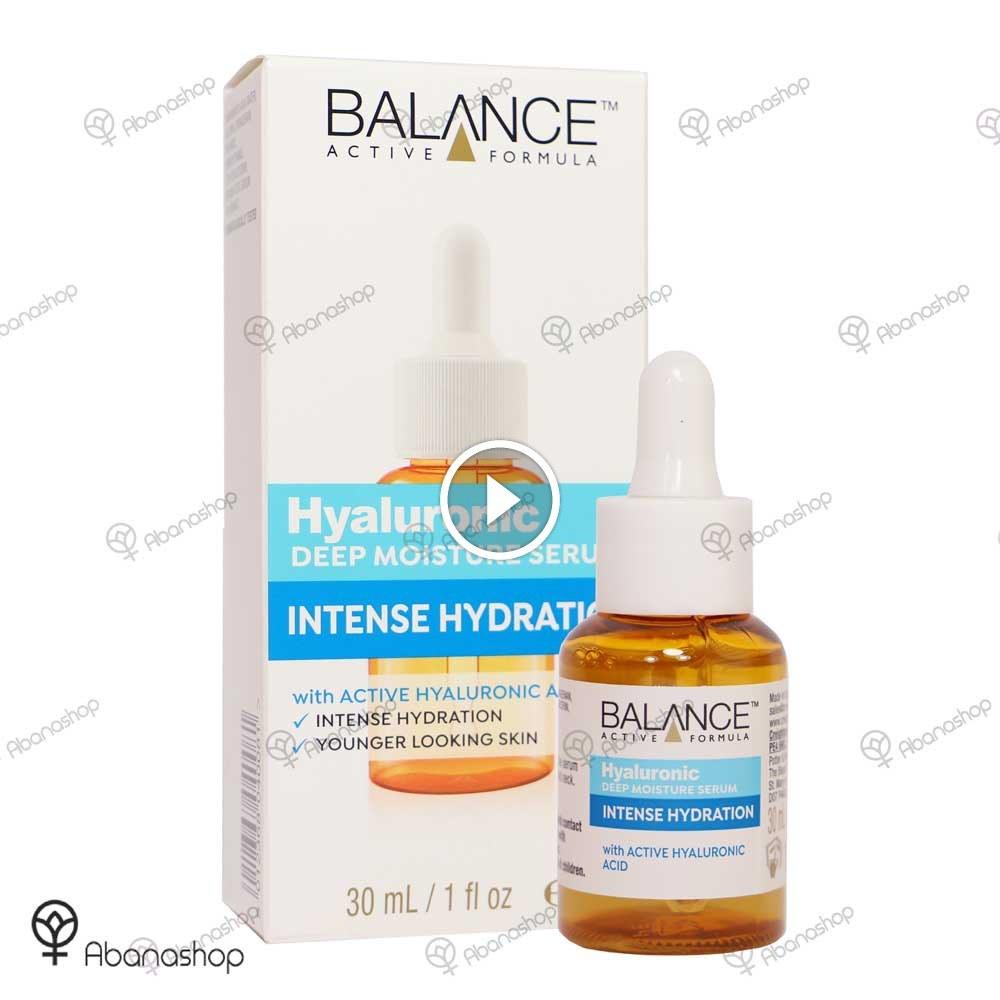 تصویر سرم هیالورونیک اسید بالانس Balance Hyaluronic
