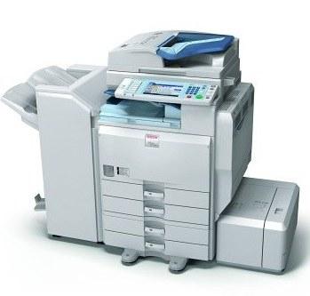 تصویر دستگاه کپی ریکو مدل ام پی 5000 کپی ریکو MP5000 Copier Machine