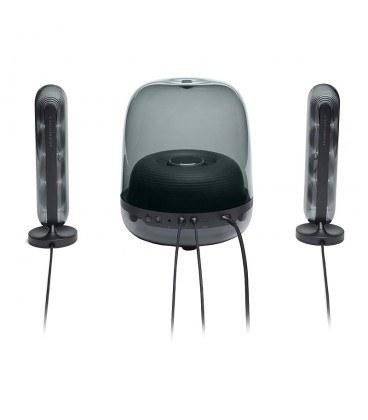تصویر اسپیکر دسکتاپ هارمن کاردن مدل SoundSticks 4 Harman Kardon SoundSticks 4 Desktop Speaker