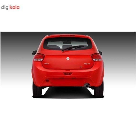 img خودرو سایپا تیبا 2 دنده ای رینگ فولادی سال 1397 Saipa Tiba 2 1397 MT - B