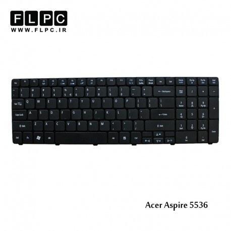 تصویر کیبورد لپ تاپ ایسر 5536 مشکی Acer Aspire 5536 Laptop Keyboard
