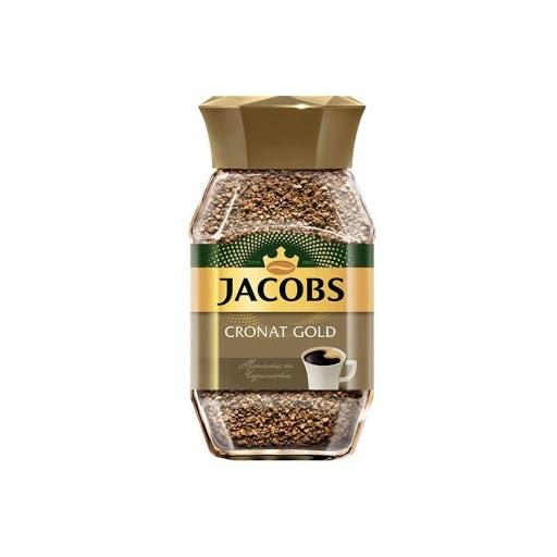 تصویر قهوه فوری جاکوبز مدل Cronat Gold مقدار 200 گرم