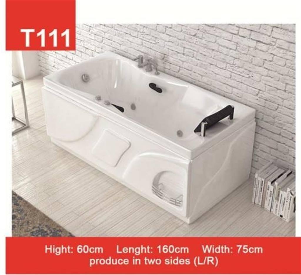 تصویر وان و جکوزی حمام Tenser مدل T111