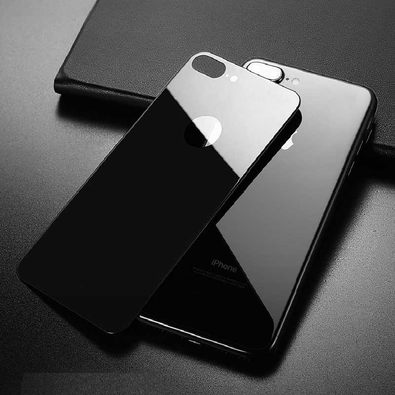 تصویر گلس محافظ 5D پشت آیفون Apple iPhone 8Plus & 7Plus