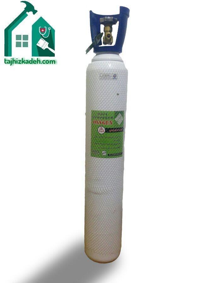main images کپسول اکسیژن 10 لیتری ایرانی