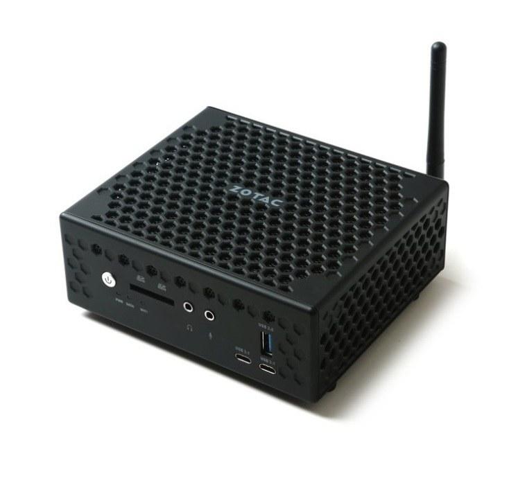 تصویر کامپیوتر کوچک زوتاک CI527 4GB/128SSD CI527 4GB128SSD