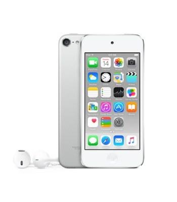 تصویر آیپاد تاچ نسل هفتم 256 گیگ iPod touch 7: نقره ای