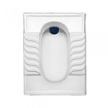 تصویر توالت زمینی مروارید مدل النا