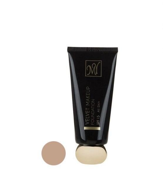 تصویر کرم پودر مای سری Black Diamond مدل Velvet Makeup 05