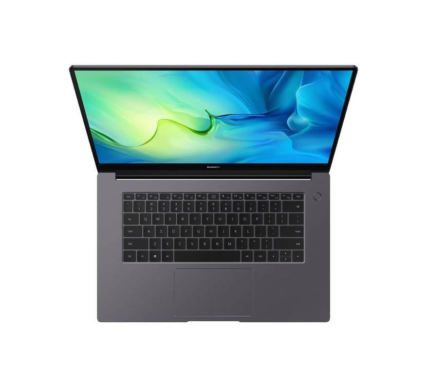 تصویر لپ تاپ هواوی مدل  Huawei MateBook D 15 2021 i5-1135G7 Intel Iris Xe این کانفیگ از میت بوک D15 در سال 2021 دارای پردازنده ی نشل 11 اینتل i5-1135G7 و 16 گیگ رم و 512 گیگ حافظه می باشد. همچنین به کارت گرافیک مشترک و جنجالی اینتل Iris Xe نیز مجهز شده است. چنین مشخصاتی با قیمتی عالی عرضه می شود تا شما بیشتر ترغیب نماید.