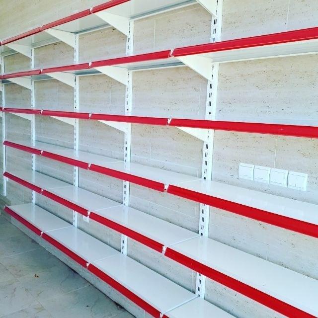 قفسه هایپر مارکتی دیوار کوب