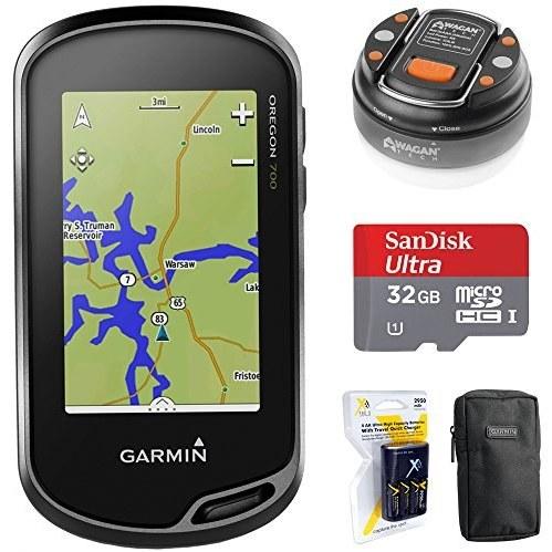 Garmin Oregon 700 دستی GPS با Wi-Fi داخلی ...