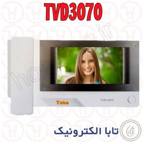 TVD-3070 دربازکن تصویری تابا الکترونیک مدل