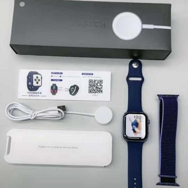 تصویر ساعت هوشمند فول کپی اپل واچ سری 6